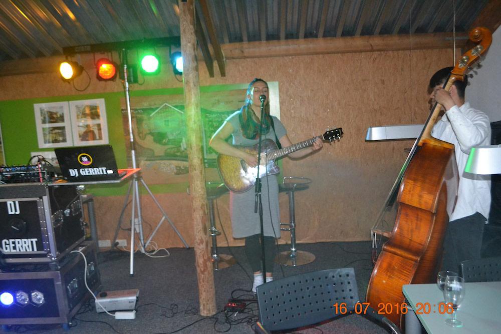 Verjaardagsfeest Groninger Kano Vereniging