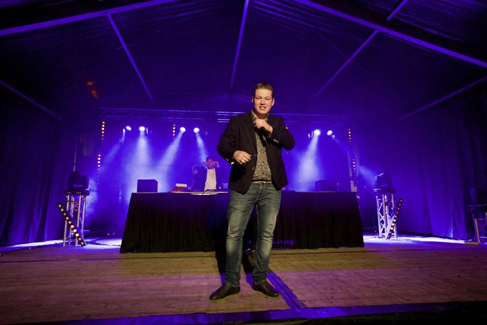 Oalerwets Feesie Smilde DJ Gerrit