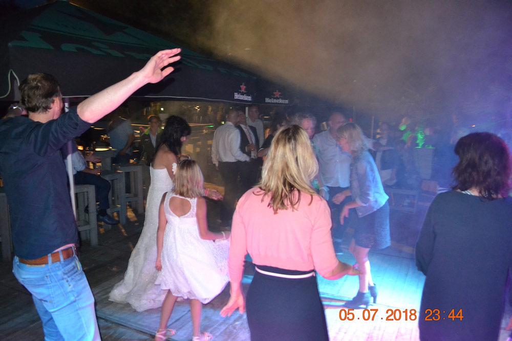 Bruiloftsfeest Plan Schoonhoven