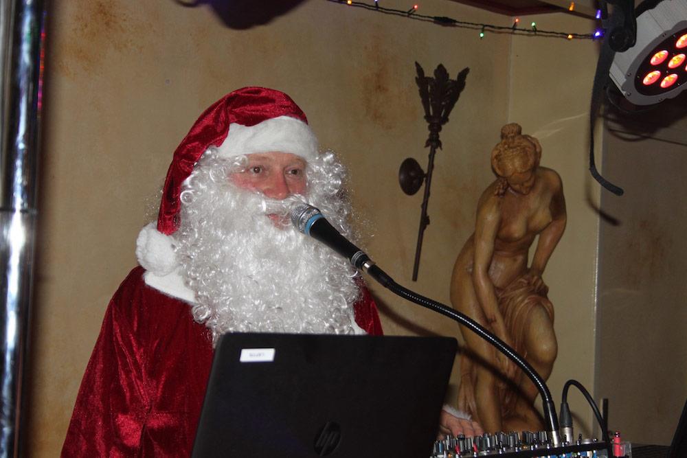 Kerstborrel Dames Dijkstra Assen