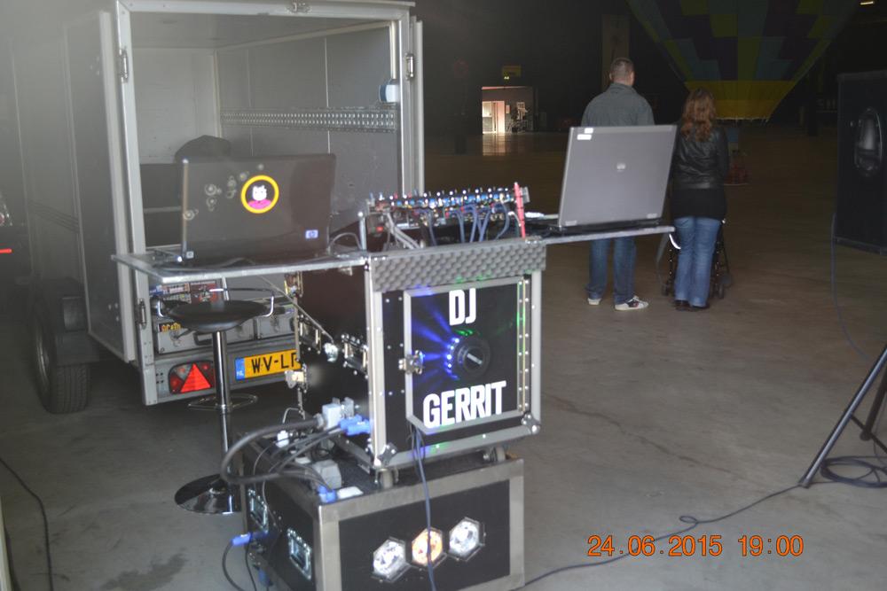TT Balloon festival DJ Gerrit