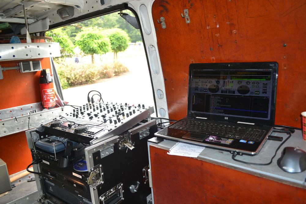 WMD Waterdag Assen DJ Gerrit